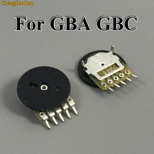 Image 1 - ChengHaoRan 2pcs di Ricambio Per GB Classic Volume Interruttore per Game boy per GBA GBC Scheda Madre Potenziometro