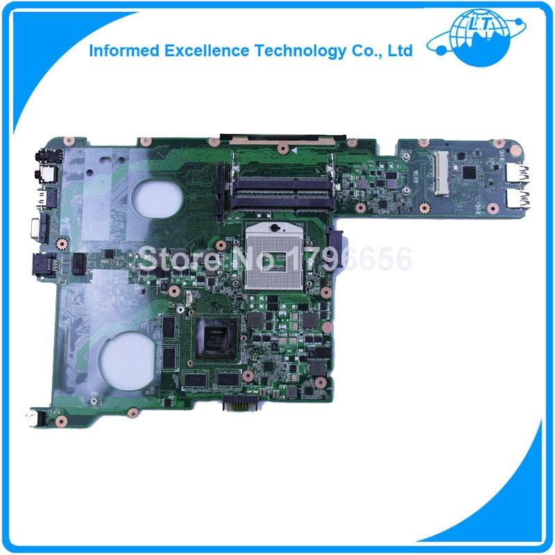 N45SF motherboard for Asus laptop motherboard full tested 1GB x55sa laptop motherboard 50% off sales promotion x55sa full tested asu