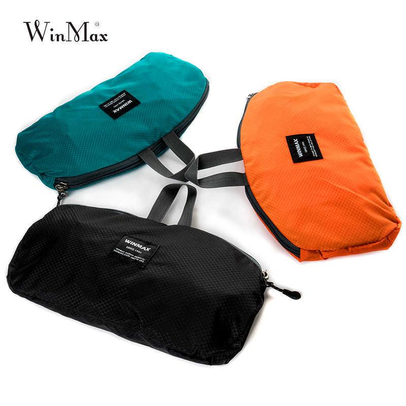 20L Ultralight Outdoor Ransel Olahraga Pria Paket Perjalanan Wanita Dilipat Ransel Portable Camping Hiking Rucksack Tas Ransel Sekolah