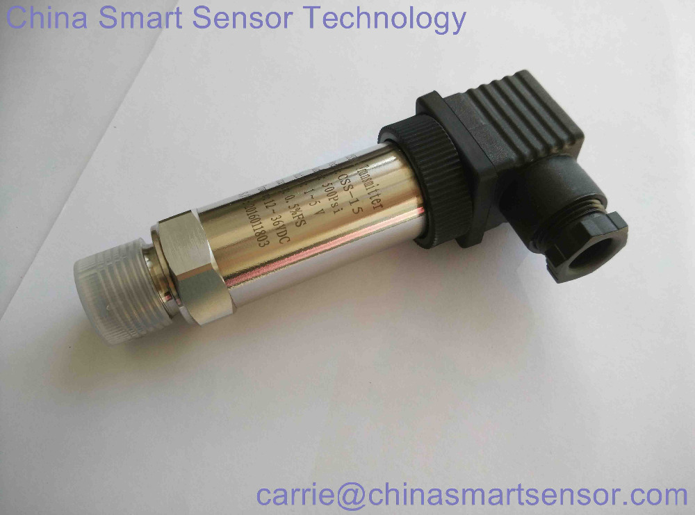 Industrial Pressure Transmitter 4~20mA  M20x1.5 Pressure Connection  -0.1-0-100mpa Multiple Range Available  цены
