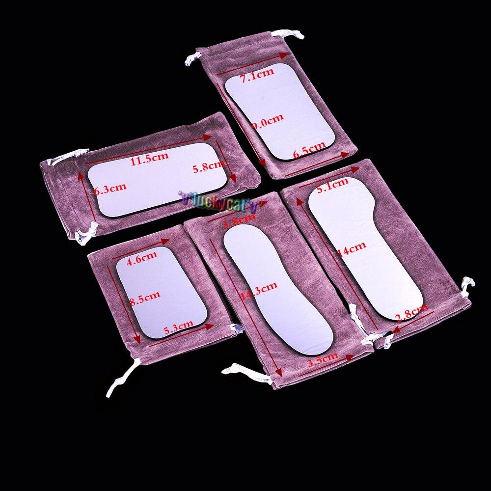 2 Sided Rhodium Specchi Di Vetro Dentale Ortodontico Intraorale Fotografiche Autoclavebale Specchi 1 box/5 pz2 Sided Rhodium Specchi Di Vetro Dentale Ortodontico Intraorale Fotografiche Autoclavebale Specchi 1 box/5 pz