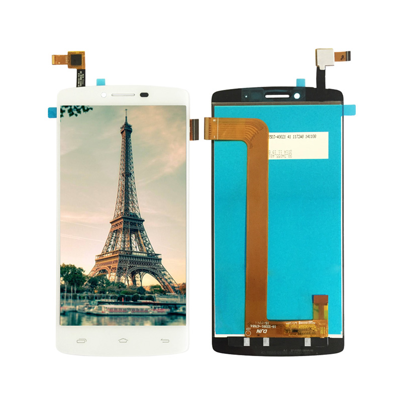 5.5 For Prestigio MultiPhone PAP5550 PAP 5550 DUO LCD Screen Display with Touch screen Digitizer Assembly