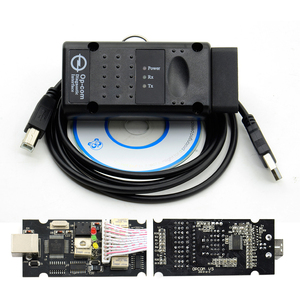Image 5 - HOT!! 2019 OP COM V1.99 For Opel for S AABChip PIC18F458&FTDI Chip HW OPCOM CAN BUS Interface OP COM Flash Update free shipping