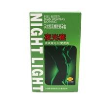 Condoms 7PCS Night Light Condom Latex Lubricated Ultra-thin Men Sex Toys hot sale