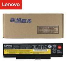 Original da bateria Do Portátil Para Lenovo Thinkpad E555 E550 E550C 45N1759 45N1758 45N1760 45N1761 6 CELULAR
