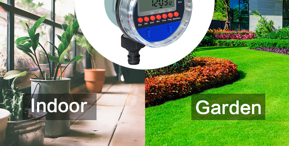 HTB1juKPXOnrK1Rjy1Xcq6yeDVXag Automatic LCD Display Watering Timer Electronic Home Garden Ball Valve Water Timer For Garden Irrigation Controller#21026