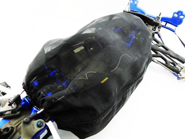 купить HR 1/10 Traxxas E-Revo,Summit Waterproof Dust cover по цене 4039.05 рублей