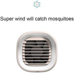 Image 5 - Youpin Sanlife USB sivrisinek katili akıllı anti sivrisinek ev kapalı sessiz hiçbir radyasyon fotokatalist sivrisinek kovucu