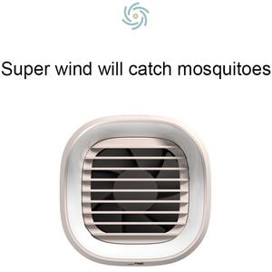 Image 5 - Youpin Sanlife repelente de mosquitos con USB, repelente de mosquitos inteligente para el hogar, para interiores, silencioso, sin radiación, repelente para mosquitos fotocatalizador
