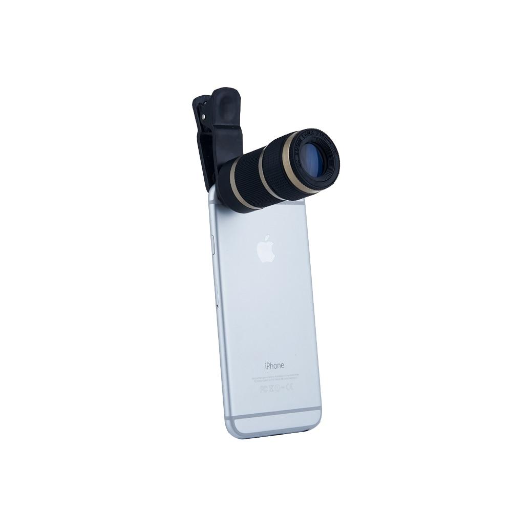 Համընդհանուր տեսահոլովակ 8X - Բջջային հեռախոսի պարագաներ և պահեստամասեր - Լուսանկար 2