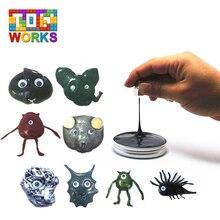 Educational Silly Putty Clay Creative Magnet Playdough handgum Super Magnetic Plasticine(China (Mainland))