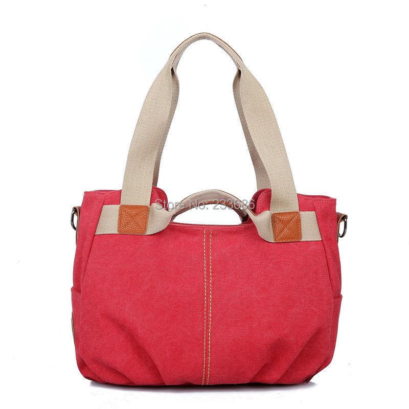 купить Canvas Bag Diagonal Fashion Women 100% Cotton Canvas Bags Super Large Capacity Women Handbag Zipper Shoulder Bag Messenger Bag по цене 3942.5 рублей
