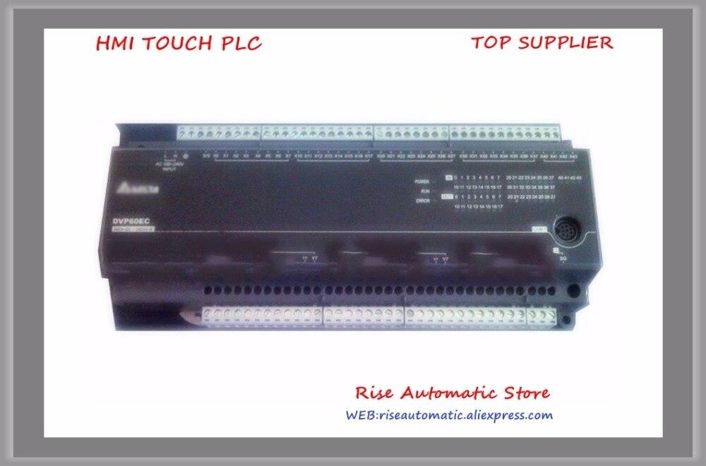 все цены на  DVP60EC00R3 Delta New Original PLC EC3 series 100-240VAC 36DI 24DO Relay output  онлайн