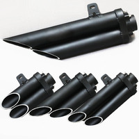High Quality Fit For R6 R1 z900 zx6r cbr500 GSXR Modified Exhaust TOCE Pipe Muffler Motorcycle Escape Moto Scooter Motocross