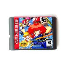 Panorama Cotton 16 bit MD Memory Card for Sega Mega Drive 2 for SEGA Genesis Megadrive