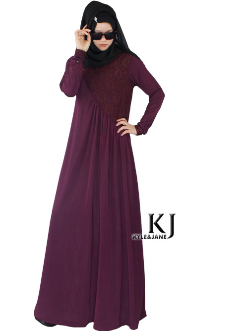 1pc Plus Size Abayas Traditional Islam Clothing Crystal Embossed Linen Fabric Women Islamic Dress Black Abaya For Sale Kj-150402 Traditional & Cultural Wear Novelty & Special Use