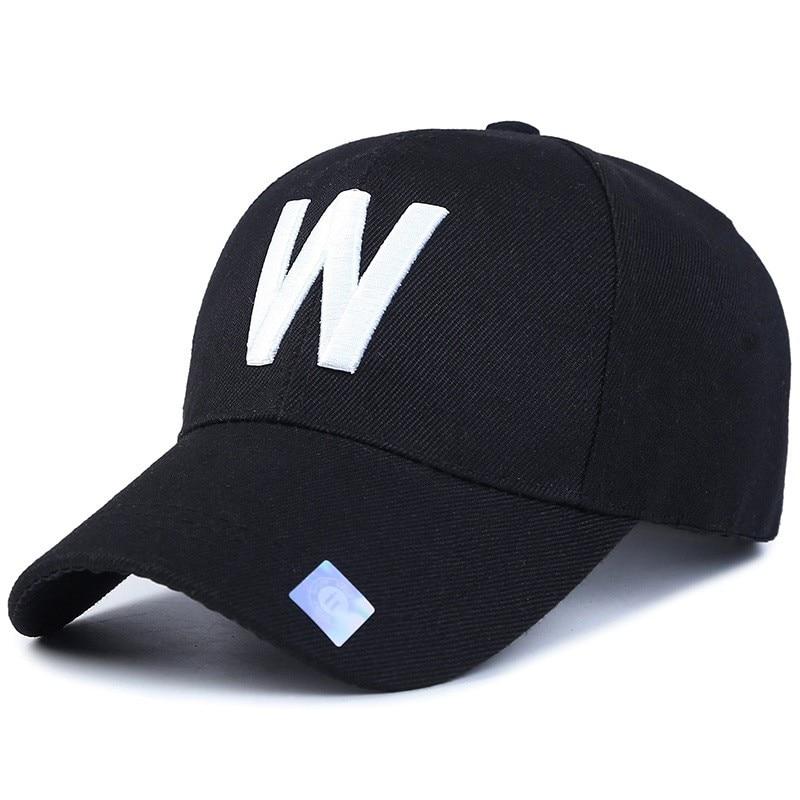 1Piece Baseball Cap Men Outdoor Sports Golf  leisure hats W letter embroidery sport cap for men and women 1piece baseball cap men outdoor sports golf leisure hats men s accessories