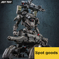 ALEGRIA BRINQUEDO conjunto de 1/27 figuras de ação robô MECH TEIKUI TKO1 (3 pçs/lote) modelo do brinquedo do presente do feriado de Aniversário RE008