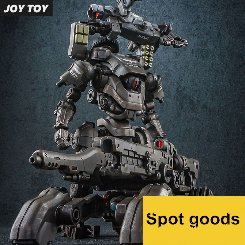 JOY TOY 1/27 Robot Action Figures TEIKUI  MECH TKO1 Set  (3pcs/lot)  Model Toy Birthday Holiday Gift RE008