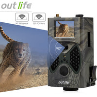 Outlife HC300M 12MP 1080P 940nm Night Vision Trail Hunting Camera MMS SMS 2G Trap Game Camera Wildlife Outdoor Hunter Cam