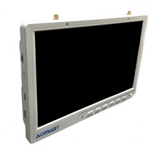 Aomway HD588 10 Inch 5 8G 40CH Diversity FPV HD Monitor 1920 x1200 with DVR Build