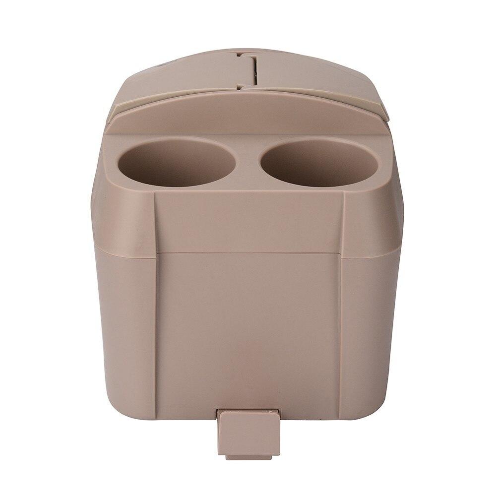 Car Trash Auto Organizer Trash Bin Plastic Car Storage Box Rubbish Bin