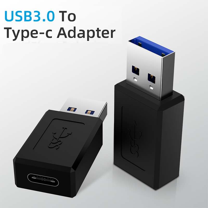 Robotsky OTG Type-C Adapter Converter Type C Female To USB 3.0 Male OTG Converter For Macbook Pro Huawei Xiaomi Samsung USB OTG