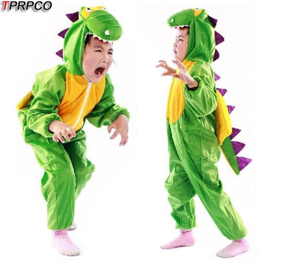 TPRPCO Animal Dinosaur Costumes For Kid Children Halloween Party ...