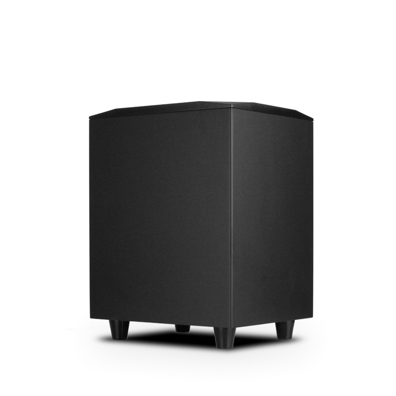 Queenway SUB-80 8″ Powered Subwoofer Active Subwoofer Active+ Bass