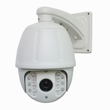 Onvif support HD 960P 1.3 Megapixel 20X optical zoom Network IP PTZ camera medium speed dome camera with 100m IR distance