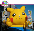 Outdoor advertising equipment inflatable pikachu photo booth