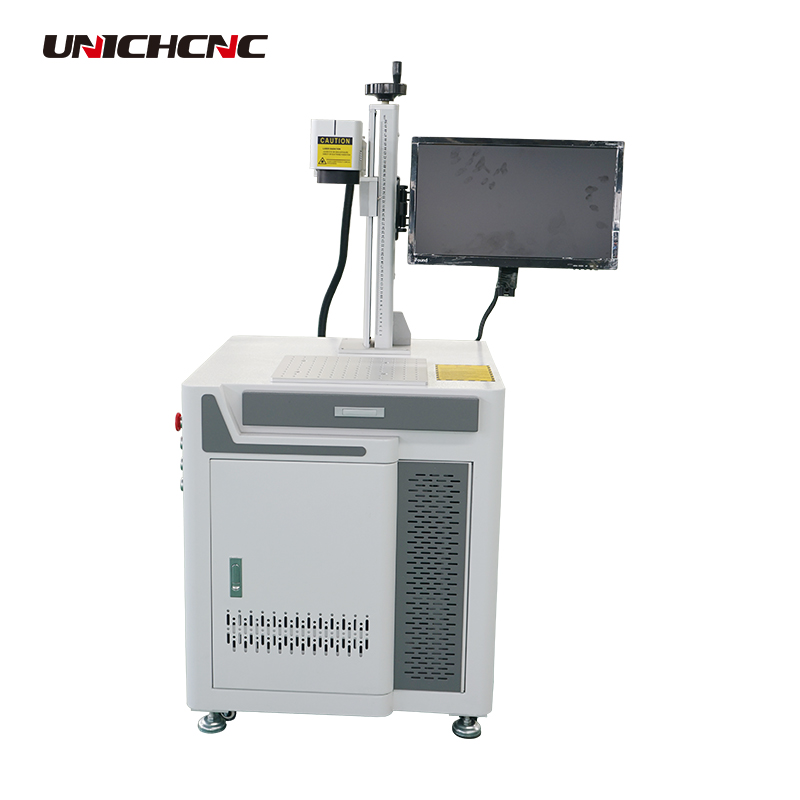 2017 Co2 Laser Marking Machine For Glass Paper Metal