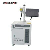 Most popular fiber laser marker line marker for carbon box paper
