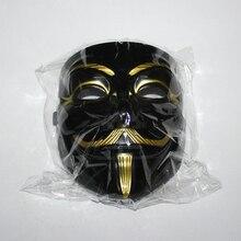 10pcs/lot Halloween Mask V for Vendetta