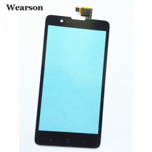 For ZTE V5 N918ST V/U/N9180 V5S Touch Panel High Quality V5 Touch Screen Digitizer Free Shipping With Tracking Number
