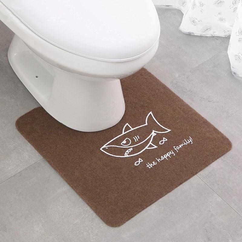 Rugs Foot Pad 50 50cm Bathroom Bath Mat