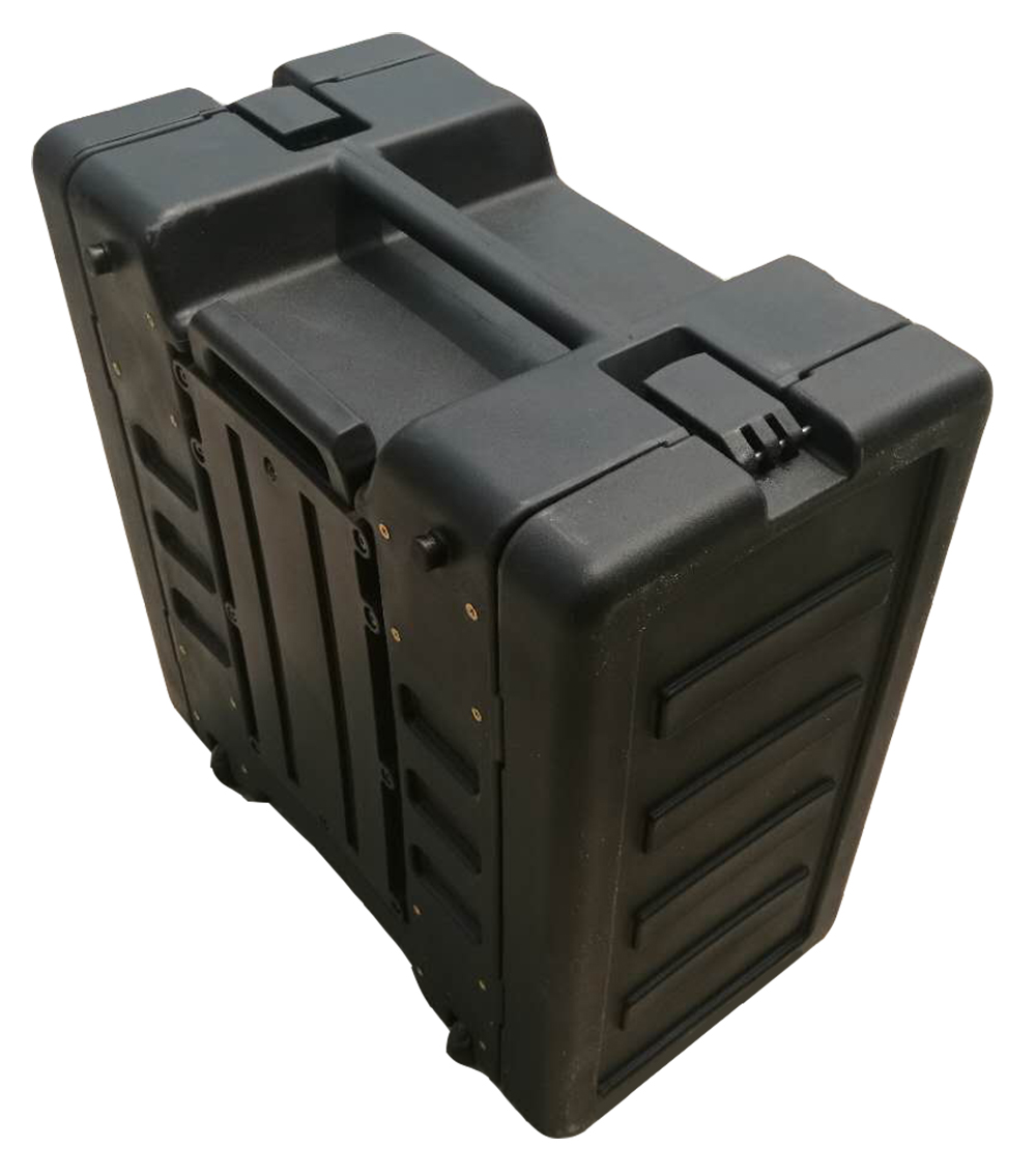 New arrive Hot sale Tricases factory IP65 waterproof shockproof dustproof  rotational molded 6u