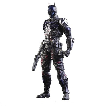Play arts KAI Batman Arkham Knight Popular game characters PVC Action Figure Collectible Model Toy