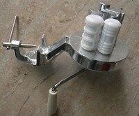 الايطالية آلة/دليل ناحية الضغط تويست آلة/باليد الضغط المعكرونة آلة/الأذن آلة المعكرونة