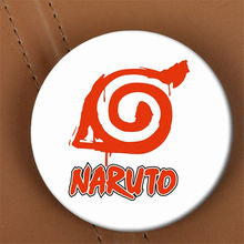 Naruto Cosplay Pin Brooch