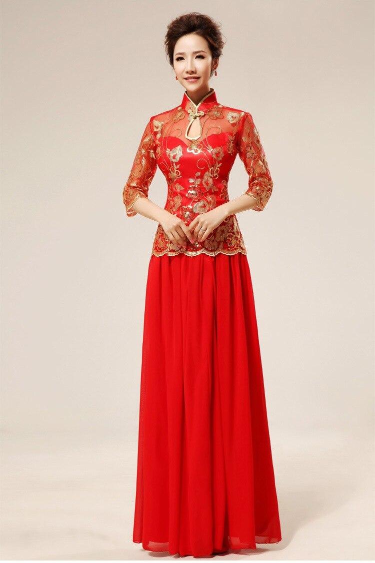 Online Buy Wholesale chinese cheongsam skirt from China ...