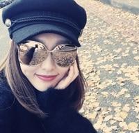 2015 Hot Sale High Quality Wool Women Beret Hat Cap Girls Beret Autumn And Winter British