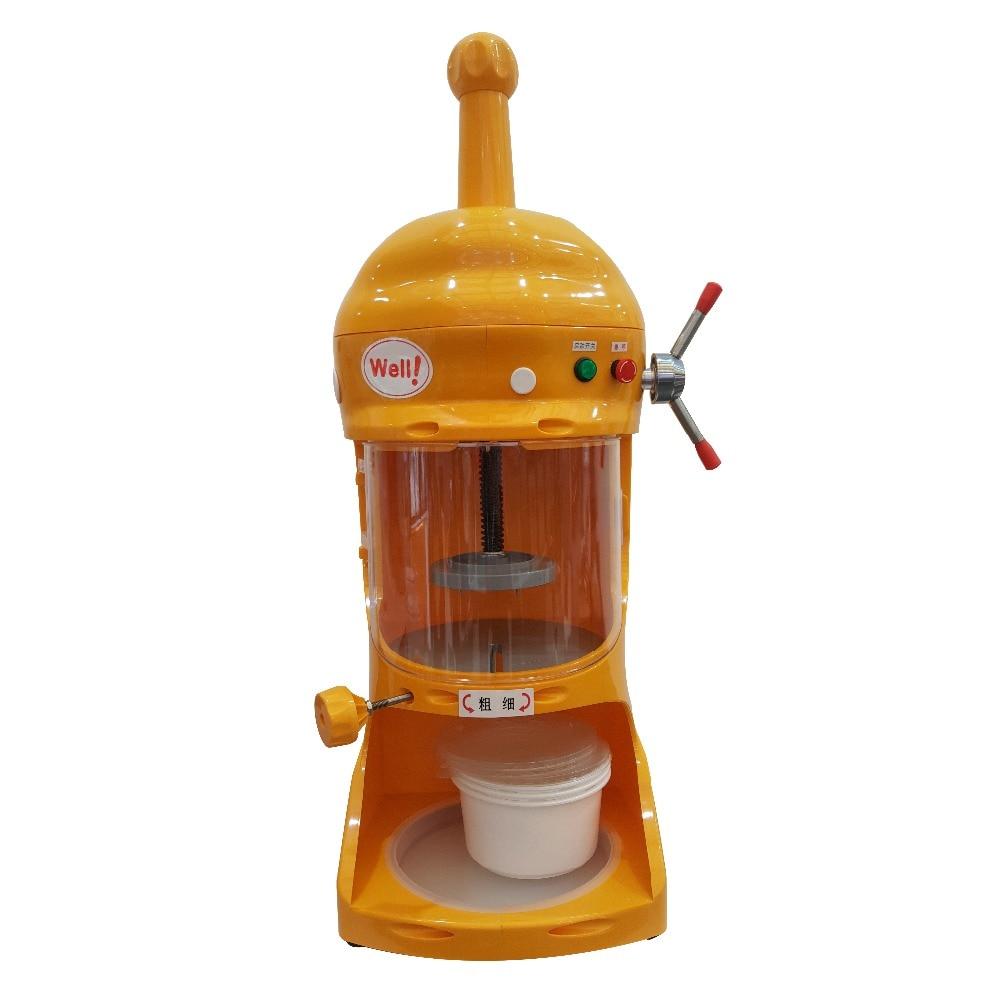 Machine à glace commerciale broyeur à glace machine à glace machine à glace rasoir à glace