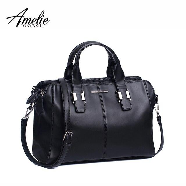 AMELIE GALANTI Стильная женская сумка с тремя большими отделениями