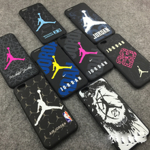 New Deluxe Brand Air Jordan Basketball 4.7 inch 5.5 inch Anti-knock hard case for iphone 6 & 6 plus case cover