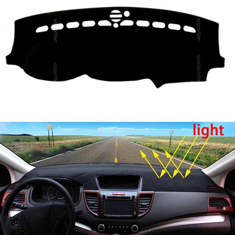 Car dashboard Avoid light pad Instrument platform cover Mats Carpets Auto accessories car styling for Jeep grand Cherokee SRT 2pcs brand new high quality superb error free 5050 smd 360 degrees led backup reverse light bulbs t15 for jeep grand cherokee