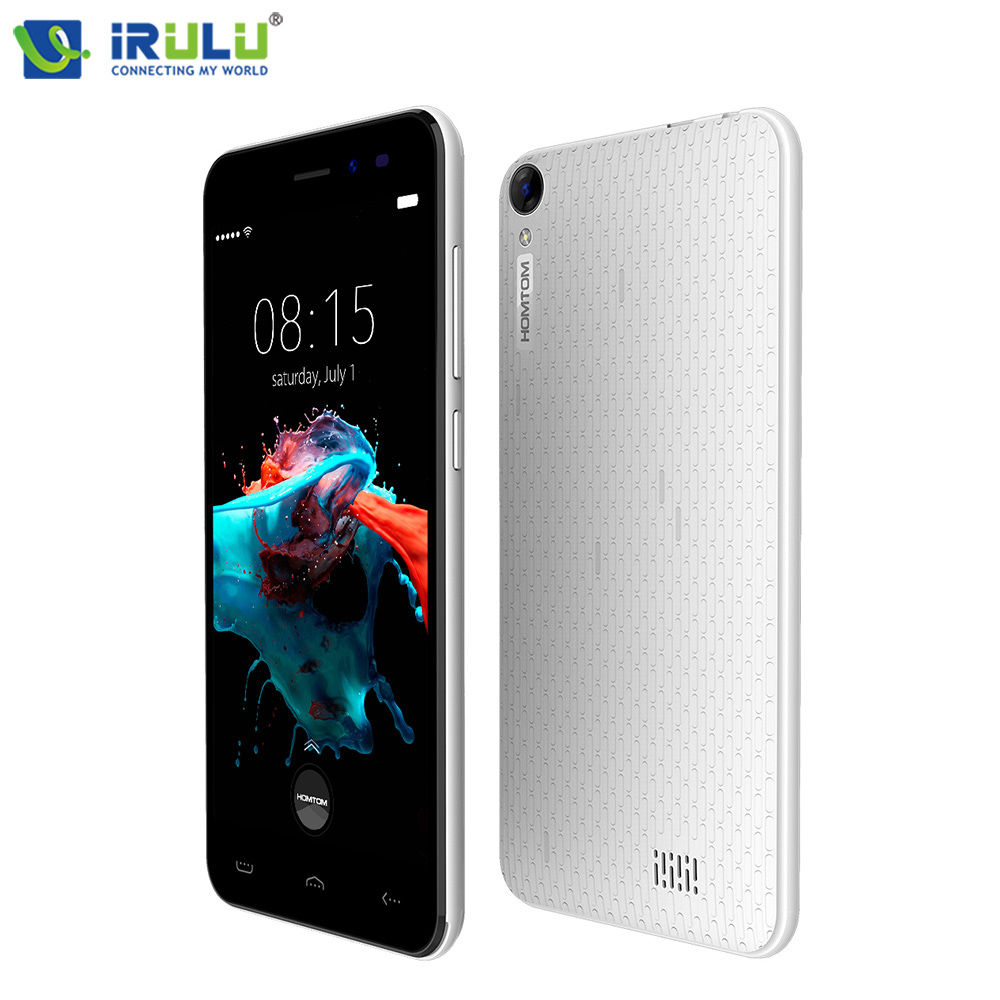 iRULU HOMTOM HT16 Cellphone Android 6 0 Ultra Slim 3G WCDMA MTK Quad Core 1G 8G
