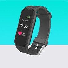 Bluetooth 4.0 Смарт Браслет Группа IPS Экран Шагомер Сердечного Ритма Сна Tracker Смарт Браслет Pk L30T lenovo hw01(China (Mainland))