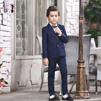 Kung Fu Ant 2017 5 Pieces Sets Suits Blazer Vest Pant Shirt And Bow Tie England