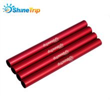 4pcs Tent Emergency Pole Aluminum Length 13cm For Diameter 8.5mm Awning Rod Camping Tent Repair Tube Tool